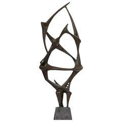 Hjalmar Ekberg Unique Sculpture