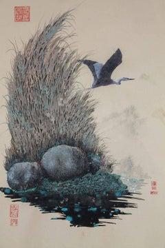 Thousand Year Crane