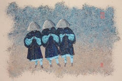 Three Pilgrims