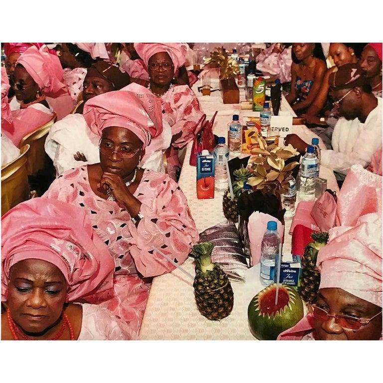 Modern Hochzeit in Pink For Sale