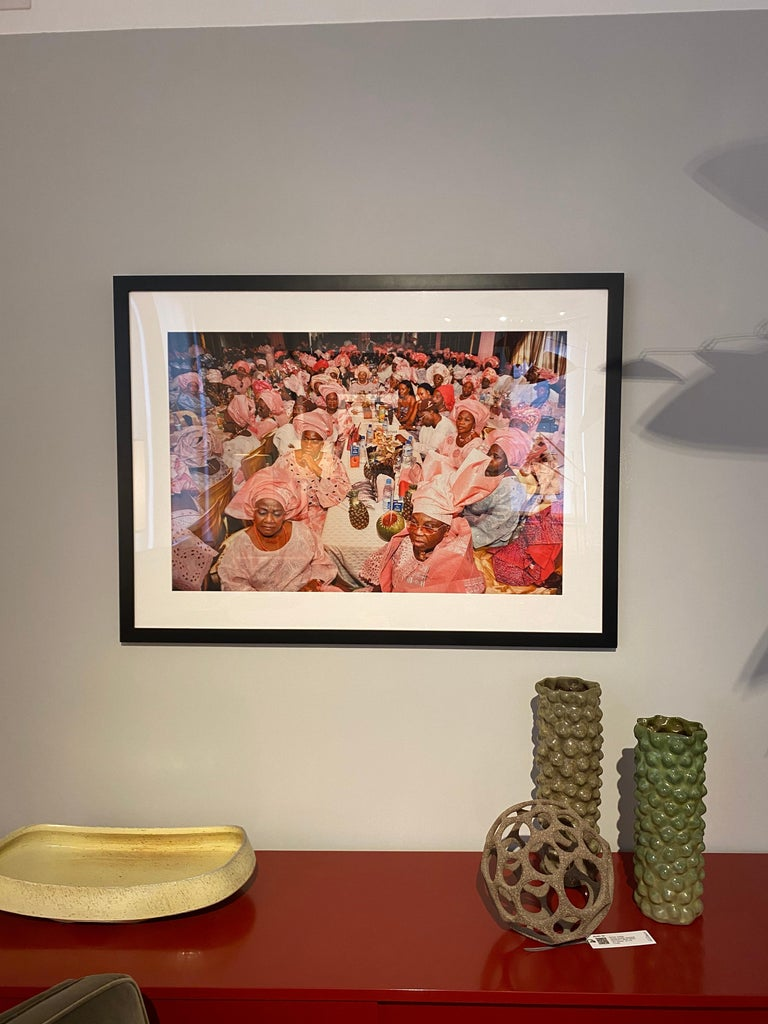 Contemporary Hochzeit in Pink For Sale