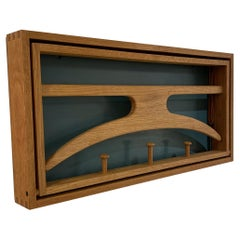 Hoff and Ostergaard Wall-Mount Valet