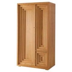 Hoffmann 3-Door Cabinet by Joseph Hoffmann