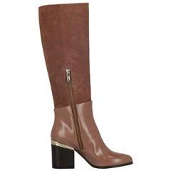 Hogan Woman Boots Brown EU 37.5
