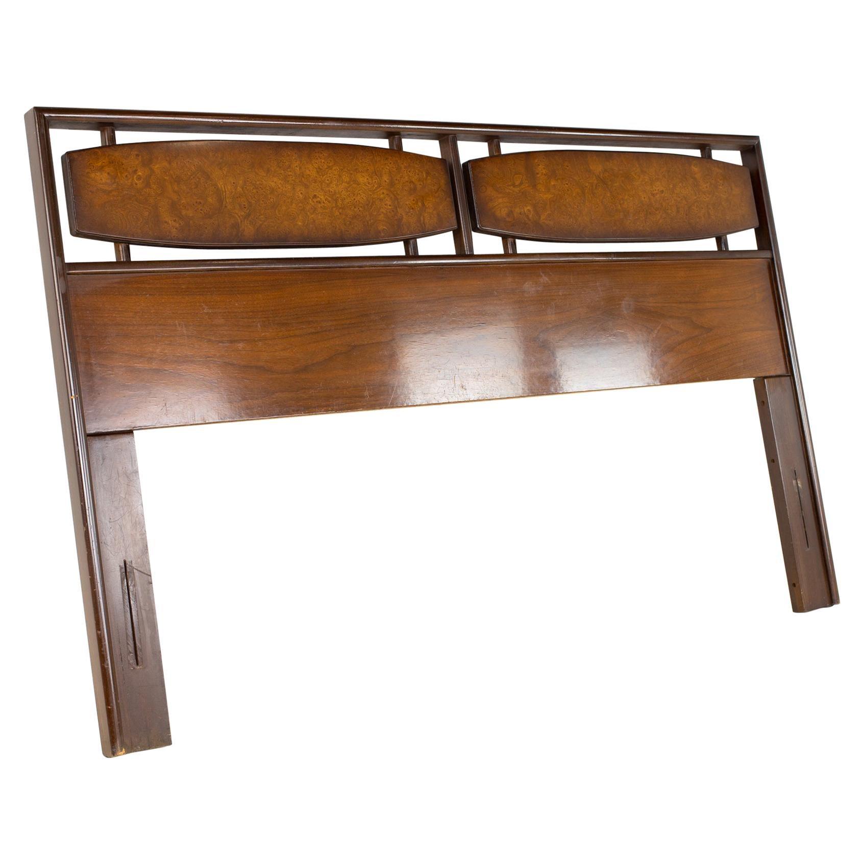 Hoke Wood Products Mid Century Queen Headboard