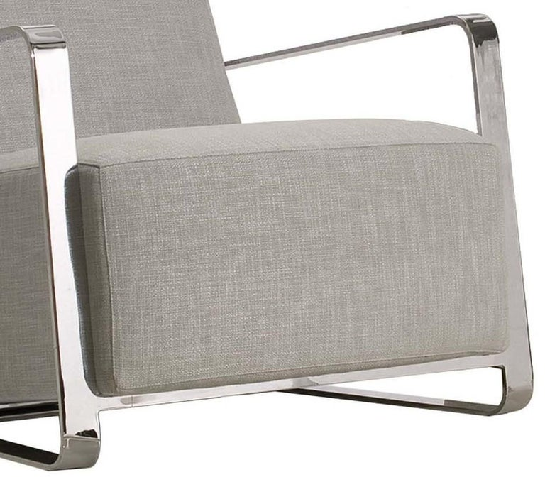 Hola Gray Armchair In New Condition For Sale In Milan, IT