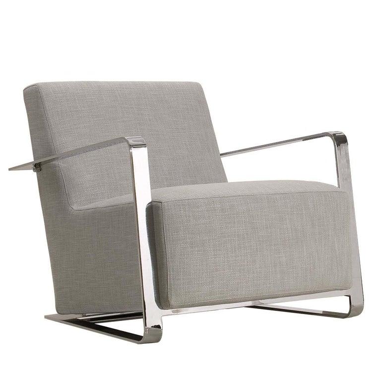 Hola Gray Armchair For Sale