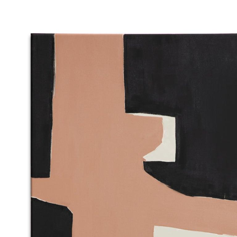 La Morada - Abstract Painting by Holly Addi