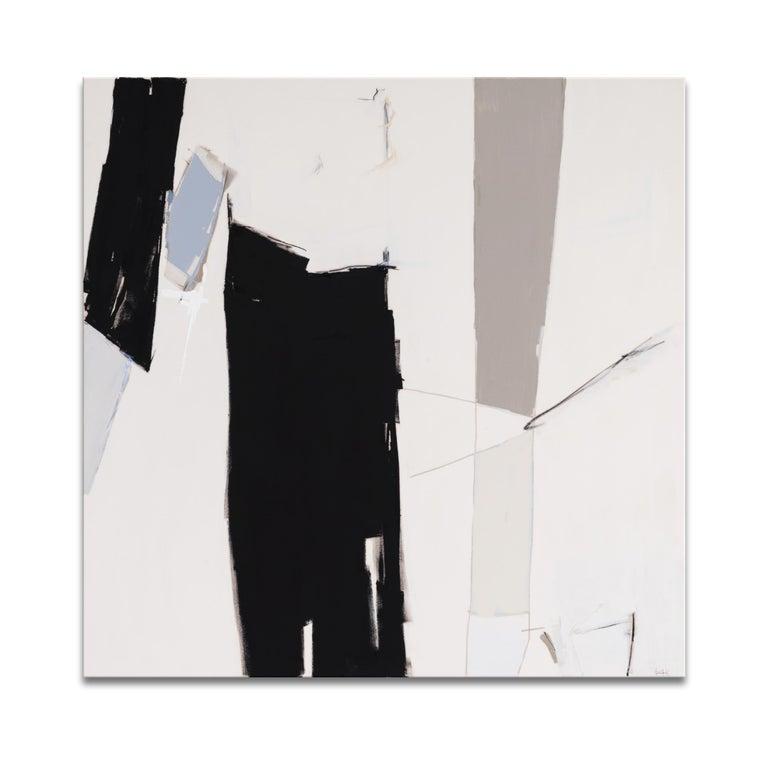 Holly Addi Abstract Painting - SABBE STUDY 1