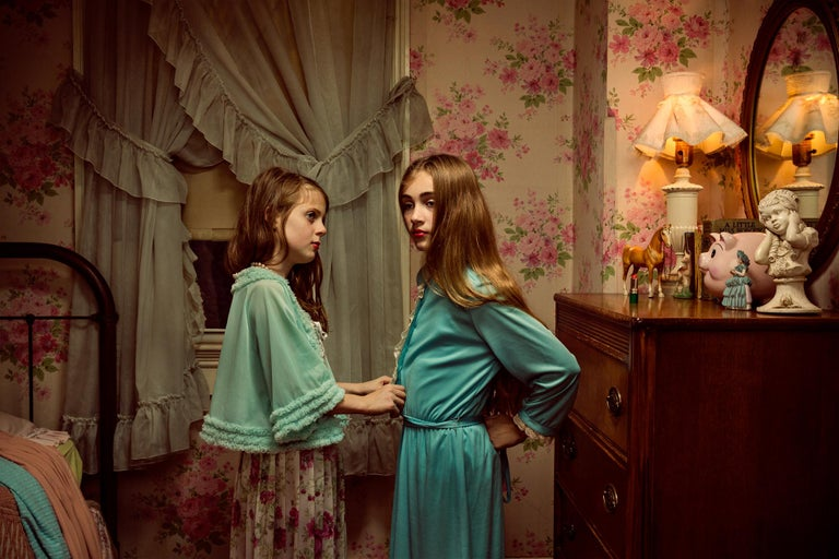 Holly Andres Figurative Photograph - Light Belmont House