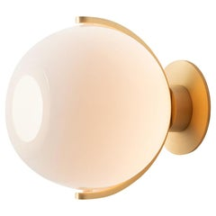 HOLLY HUNT HH2051645 Another Day Sconce with Brass by Damien Langlois-Meurinne