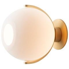 HOLLY HUNT HH2051646 Another Day Sconce with Brass by Damien Langlois-Meurinne