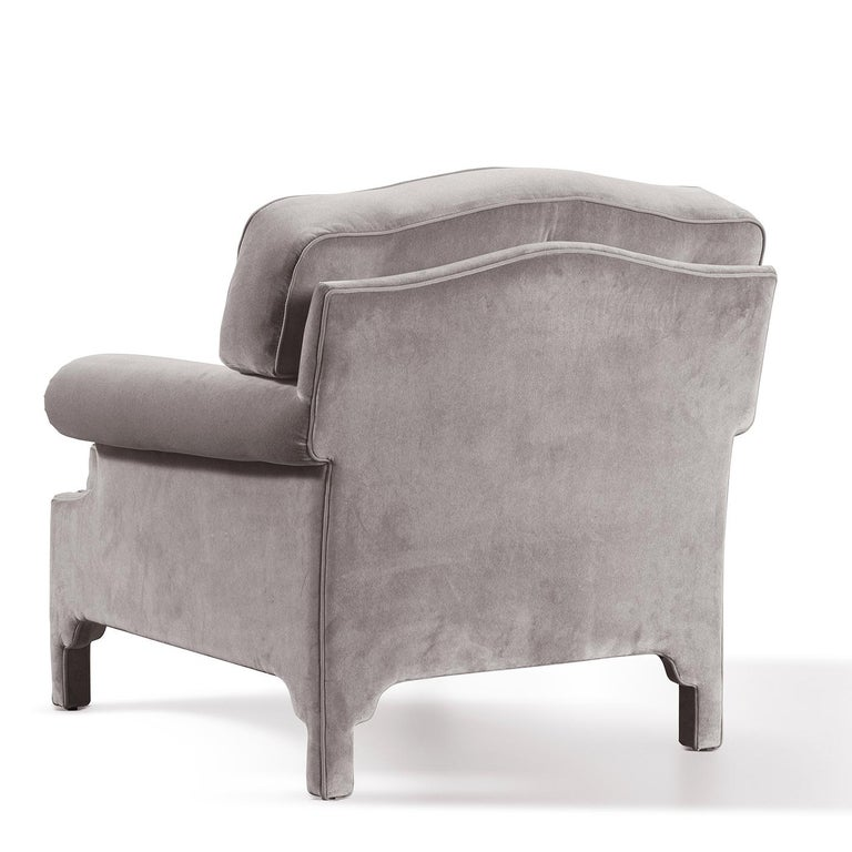 Hollywood Armchair In New Condition For Sale In Milan, IT