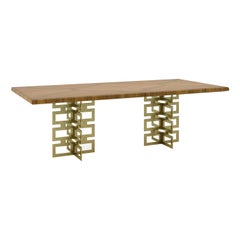 Hollywood Dining Table by Giannella Ventura