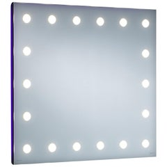 Hollywood Lighted Wall Mirror