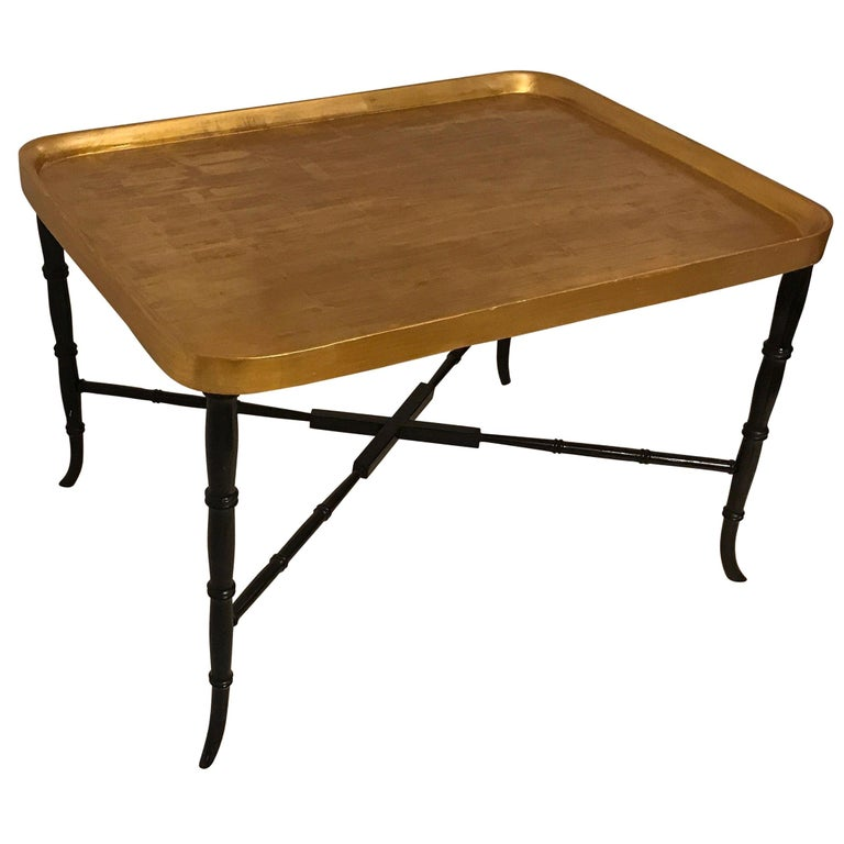 Hollywood Regency Cocktail Table For Sale