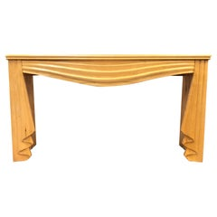 Hollywood Regency Decorative Console