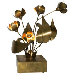 Hollywood Regency Floor Lamp, circa 1970