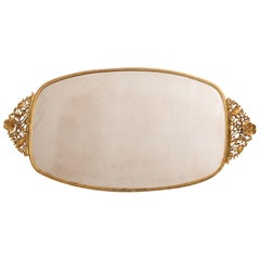 Hollywood Regency Ormolu Gilt Tray
