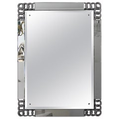 Hollywood Regency Wall Mirror
