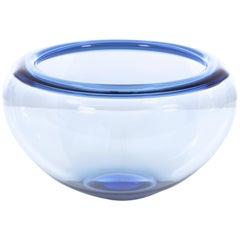 Holmegaard Provence Blue Bowl, New Production