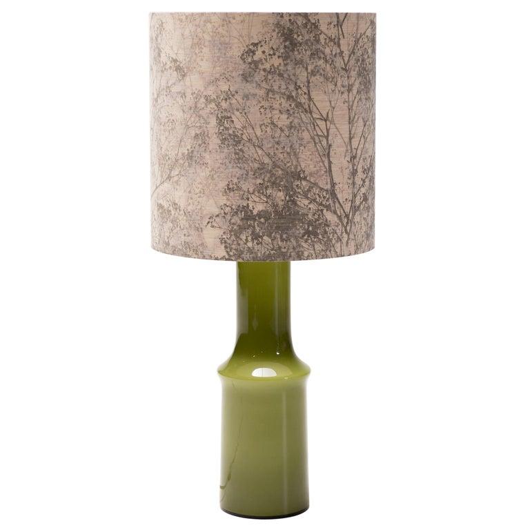 Holmegaard Table Lamp For Sale