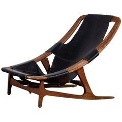 Holmenkollen Lounge Chair by Arne Tidemand-Ruud for Isa