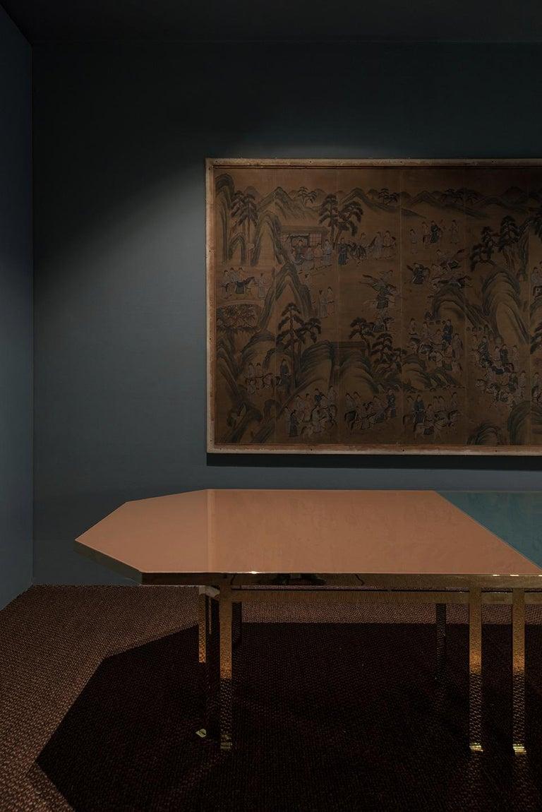 Italian Holo 280 Table by Filippo Feroldi (Euro)  For Sale