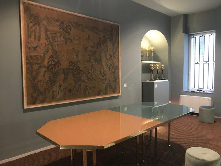 Holo 280 Table by Filippo Feroldi (Euro)  In New Condition For Sale In Brembate di Sopra (BG), IT
