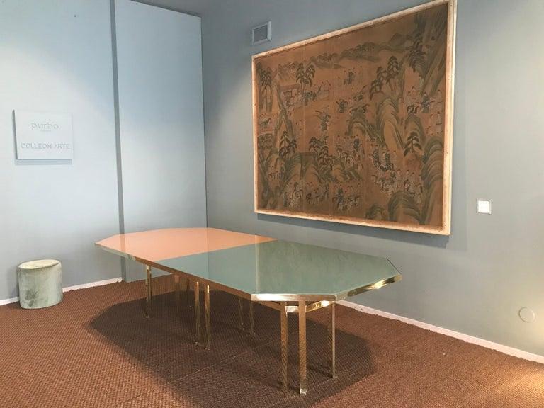 Contemporary Holo 280 Table by Filippo Feroldi (Euro)  For Sale