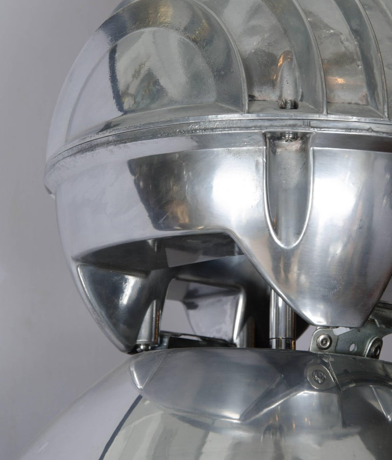 Holophane Hanger Light In Good Condition For Sale In London, GB