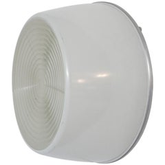 Holophane Midcentury Flush Ceiling or Wall Lights '3'