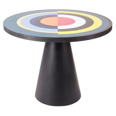 Homage to Delaunay Dining Table by Thomas Dariel