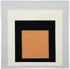 """Homage to the Square"" New Gate Tapestry by Josef Albers"