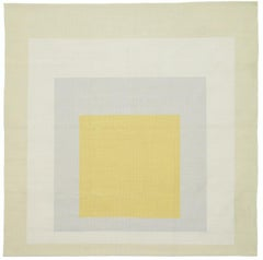 Homage to the Square: Yellow Eden 'Tapestry' by Josef Albers