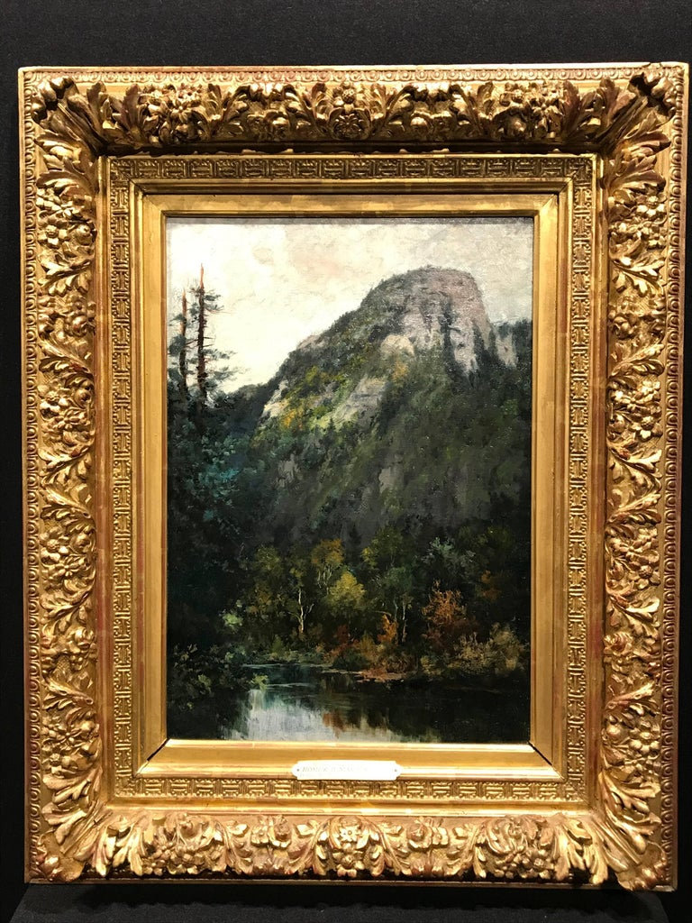 Where Trout Abide - Painting by Homer Dodge Martin