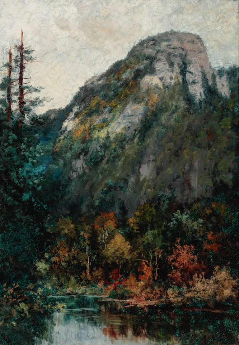 Homer Dodge Martin Landscape Painting - Where Trout Abide