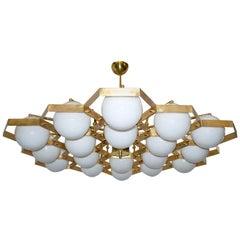 Honeycomb Chandelier by Fabio Ltd