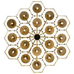 Honeycomb Flush Mount by Fabio Ltd