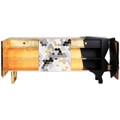Honeycomb Sideboard, Royal Stranger