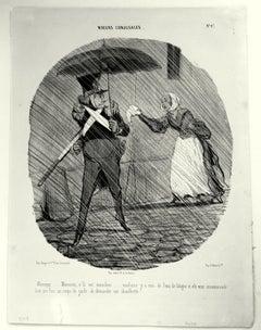 Monsieur - Here's Your Handkerchief