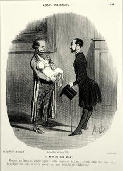 The Bluestocking's Husband