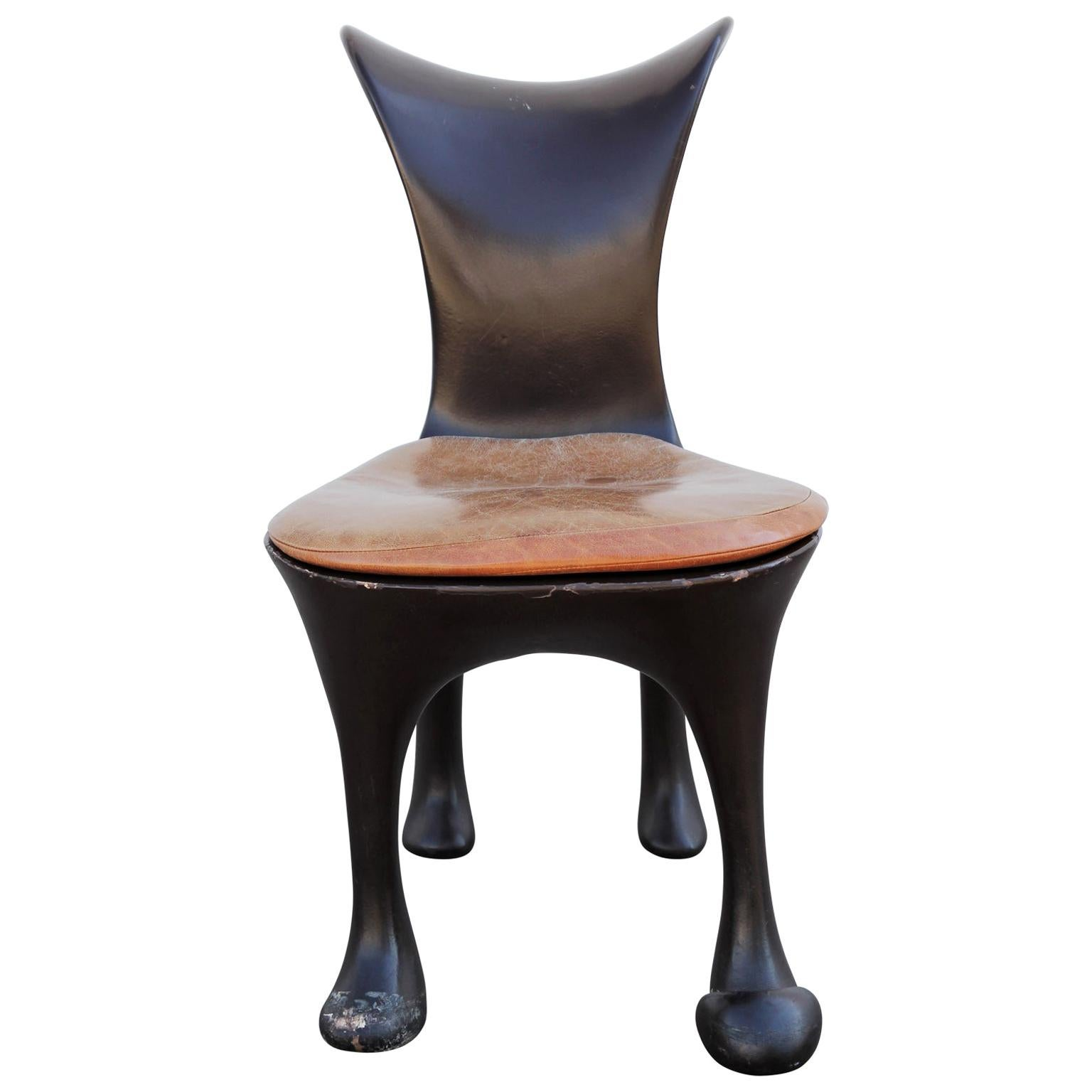 Hoodie Dining Chairs 'With Skinny Jeans' by Jordan Mozer