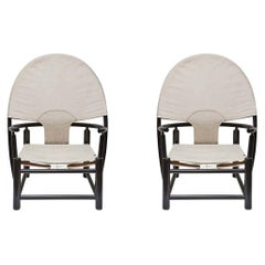 Hoop Style Lounge Chair by Piero Palange & Werther Toffoloni