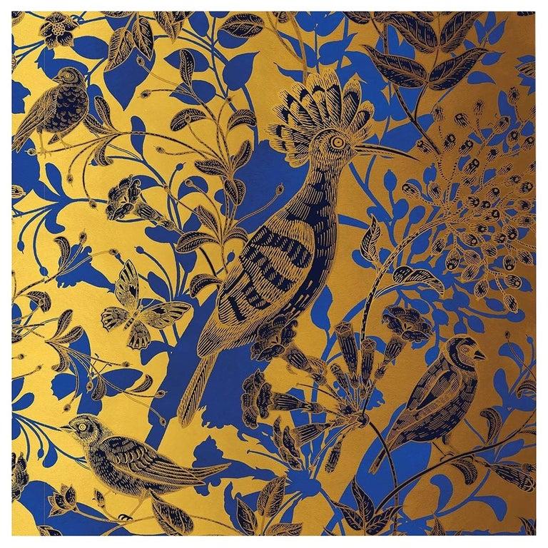 Hoopoe Birds Panel For Sale