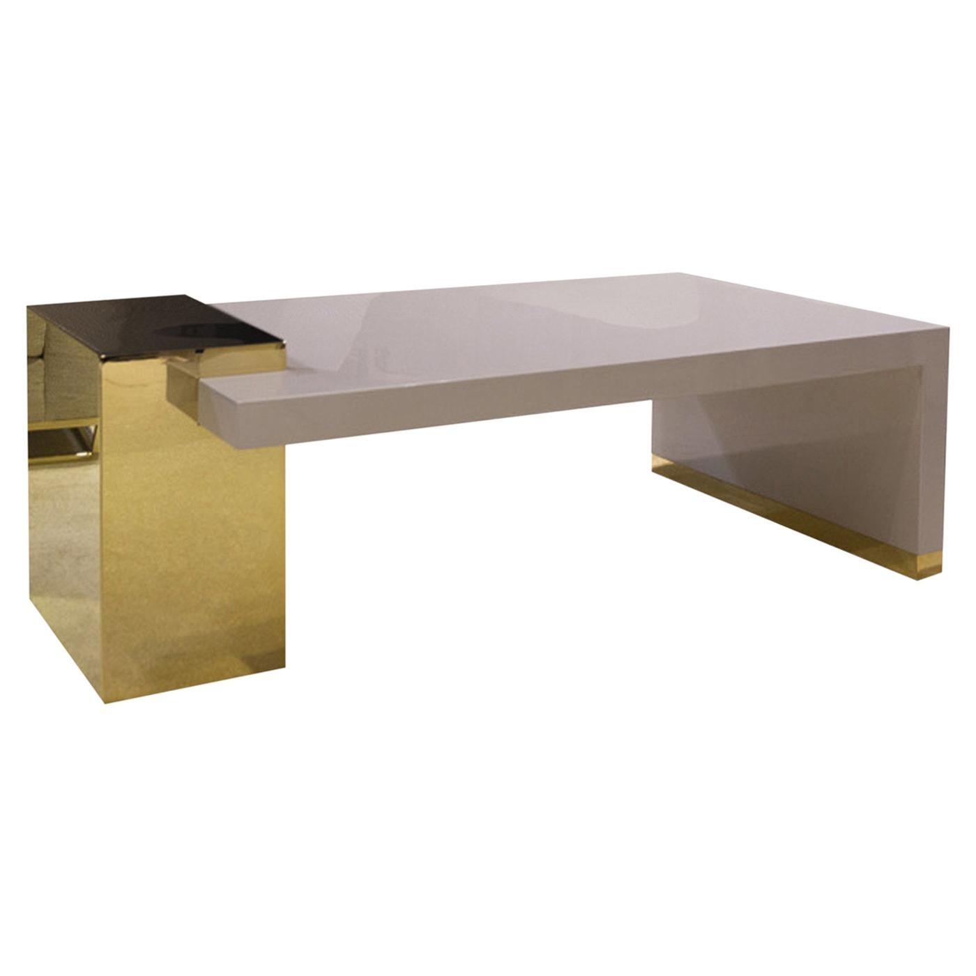 Hopper Coffee Table by Giannella Ventura