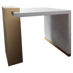 Hopper Side Table by Giannella Ventura