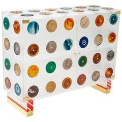 """""""Horizonte"""" Cabinet by Studio Superego, Italy"""