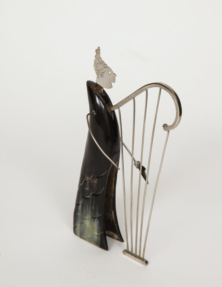 Horn and Metal Musical Ensemble For Sale 5