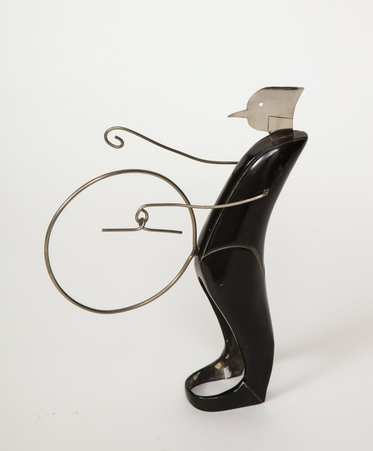 Horn and Metal Musical Ensemble For Sale 1